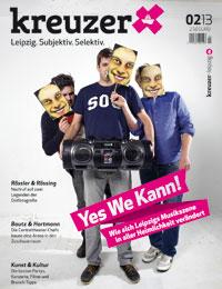 Kreuzer Titel 02/2013